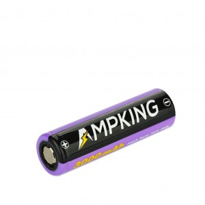 Ampking 20700 Battery - 3000mAh