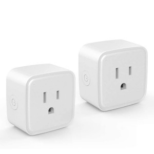Smart Square Mini WiFi Plug (2pcs)