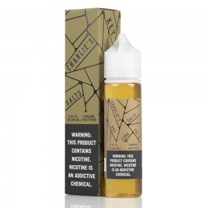 Charlie's Chalk Dust | Gold Key Lime Pie (60ml)