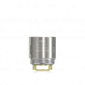 Eleaf HW2 Dual-Cylinder 0.3ohm Head (5pcs)