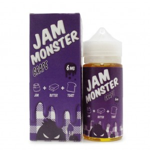 Jam Monster Grape Jam (100ml)