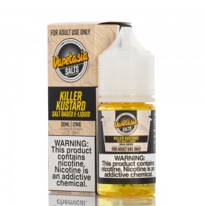 Vapetasia Salt Killer Kustard (30ml)