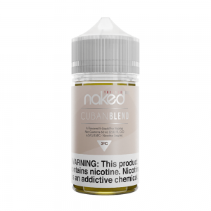 Naked 100 Tobacco | Cuban Blend (60ml)