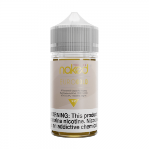 Naked 100 Tobacco | Euro Gold (60ml)