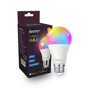 Smart WiFi Bulb 10W A19