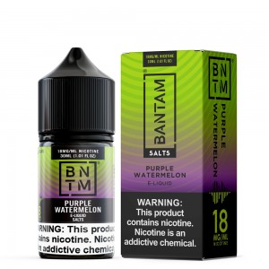 Bantam Salts | Purple Watermelon (30ml)
