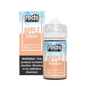 Reds Apple   Peach Iced (60ml)