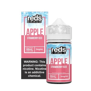 Reds Apple | Strawberry Iced (60ml)