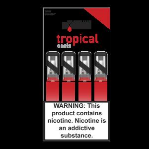 Remit Tropical Oasis Nic Salt Pod Packs (Pack of 4)