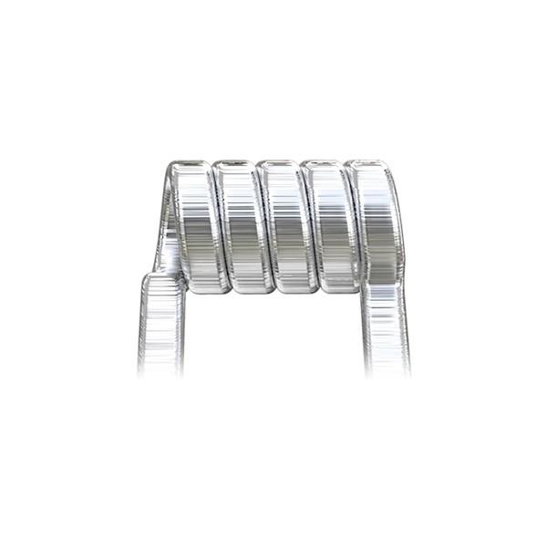 Coral 2 Clapton Coil - 0.2ohm (10pcs)
