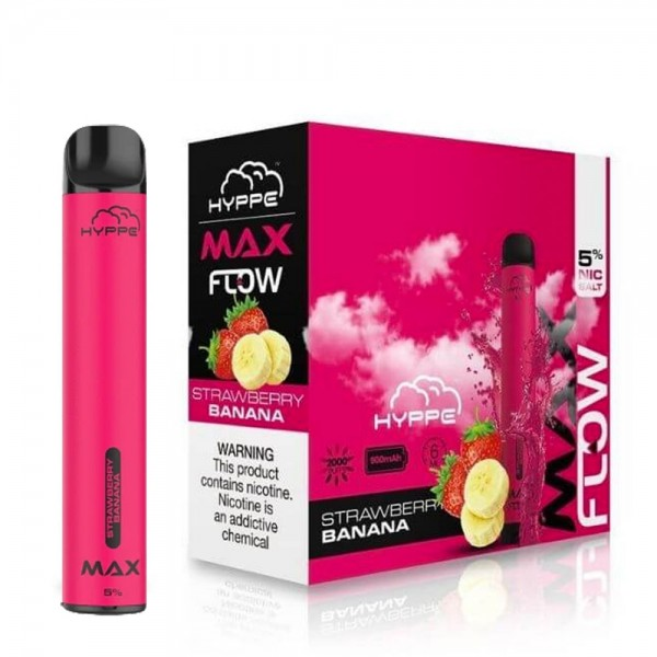 HYPPE Max Flow Disposable Device