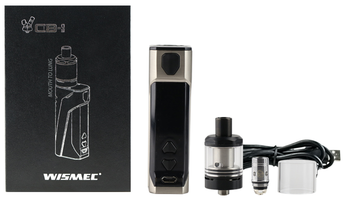 Wismec CB 60 with AMOR NS